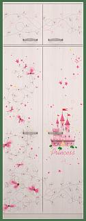 02 4 - Принцесса 02 антрессоль к шкафу