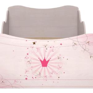 Принцесса 05 Кровать с ящиком