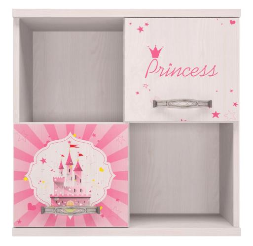 10 3 - Принцесса 10 секция навесная