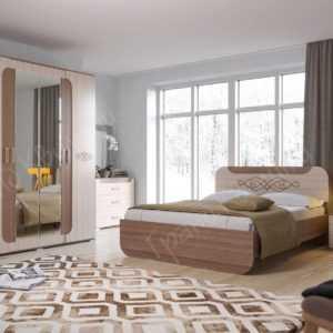 Пальмира Кровать 160*200 см