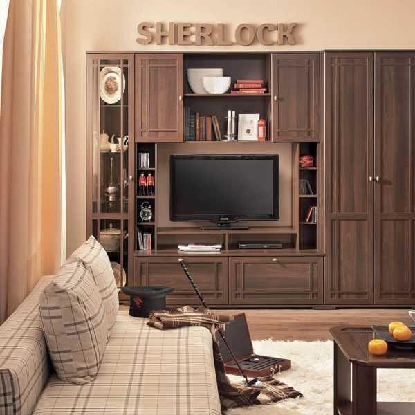 Sherlock 1 Шкаф МЦН