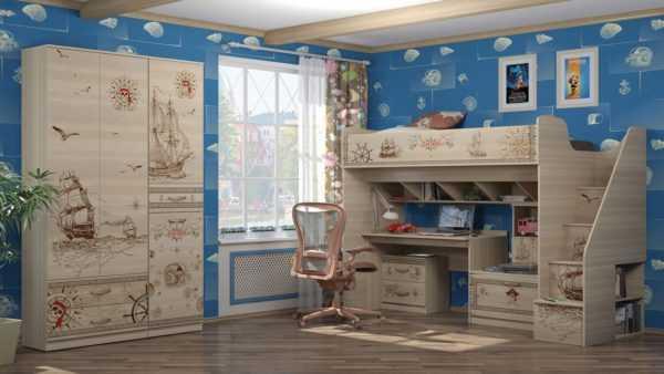 1135179 original 14 600x338 - Квест 20 шкаф для одежды 2-х дверный с ящиками