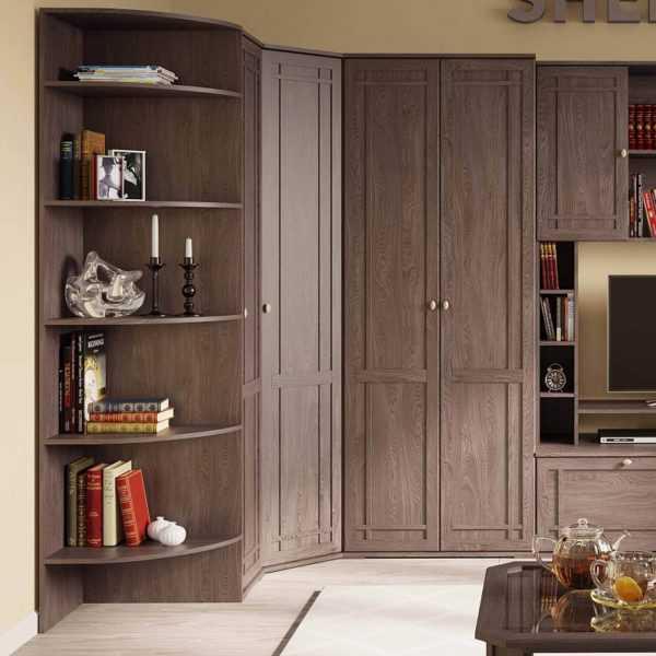 122 4 600x600 - Sherlock 12 Шкаф для одежды
