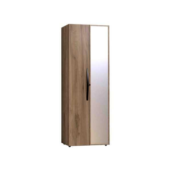 14 24 600x600 - Nature 54 Шкаф для одежды с зеркалом