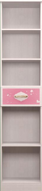 151 2 - Принцесса 15 шкаф-пенал