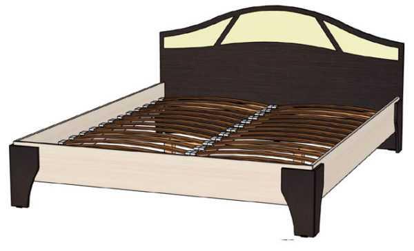 160 6 600x365 - Верона Кровать 160х200 см