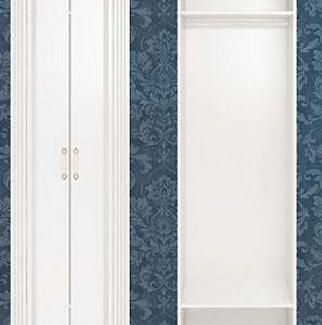 161 297x300 - Виктория 16 шкаф для одежды 2-х дверный