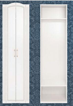 161 - Виктория 16 шкаф для одежды 2-х дверный