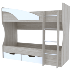 "2 18 300x300 - Кровать двухъярусная ""Антилия"""