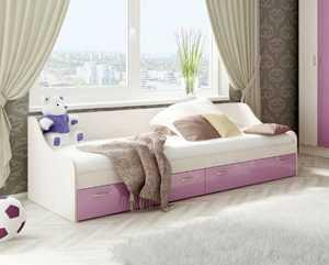 """2 99 300x241 - Кровать с ящиками """"Буратино"""""""