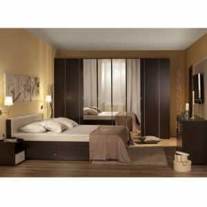 341 1 300x300 - BERLIN 34 Шкаф для одежды и белья  4-х дверный