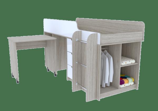 3 16 600x420 - Антилия Кровать-подвал