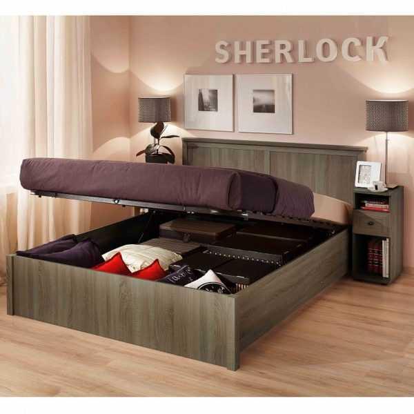 Sherlock 41.2 Кровать 180*200