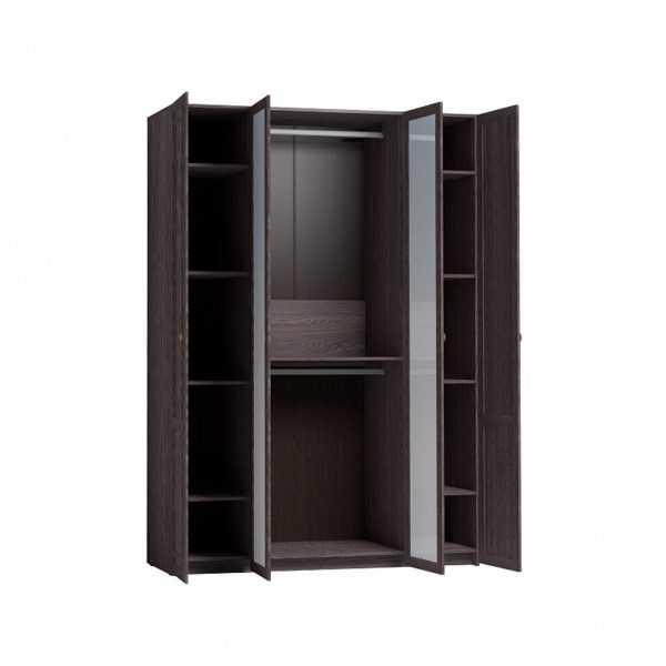 601 600x600 - Sherlock 60 Шкаф для одежды четырехдверный распашной