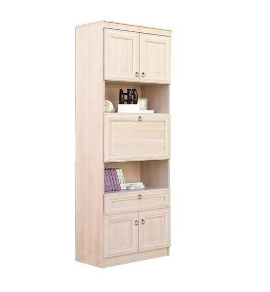 Инна 605 шкаф барный (денвер светлый)