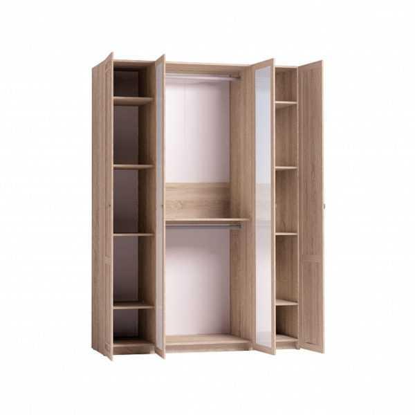 605 1 600x600 - Sherlock 60 Шкаф для одежды четырехдверный распашной