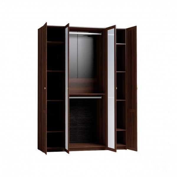 608 600x600 - Sherlock 60 Шкаф для одежды четырехдверный распашной