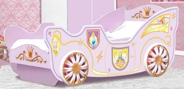 """670ca 13818966 802x802 fullsize 600x291 - Набор мебели для детской """"Принцесса"""""""