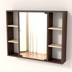 86 300x300 - Полка с зеркалом 86