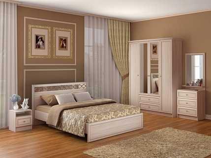 ab0b943251c5094df82a0e554e0de0b1 4 - Брайтон 25 шкаф для одежды  4-х дверный с зеркалом