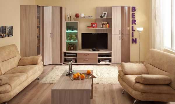 berlin1 600x356 - BERLIN 9 Шкаф для одежды (глянец)
