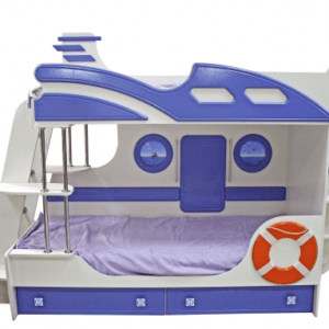 """Двухъярусная детская кровать Парус """"Яхта-2"""""""