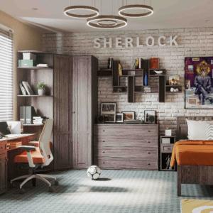 """Модульная детская """"Sherlock"""""""