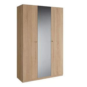 Квадро шкаф 3-х дверный с зеркалом