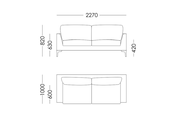 "divan bergamo pryamoy s 600x399 - Диван прямой ""БЕРГАМО"""