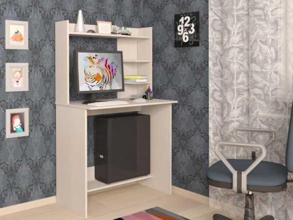 """dzhek 2 int 0 600x450 - Компьютерный стол """"Джэк-2"""""""