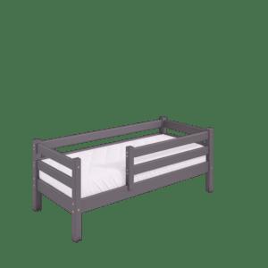 """Кровать """"Соня"""" односпальная вариант 3 с защитой по периметру"""