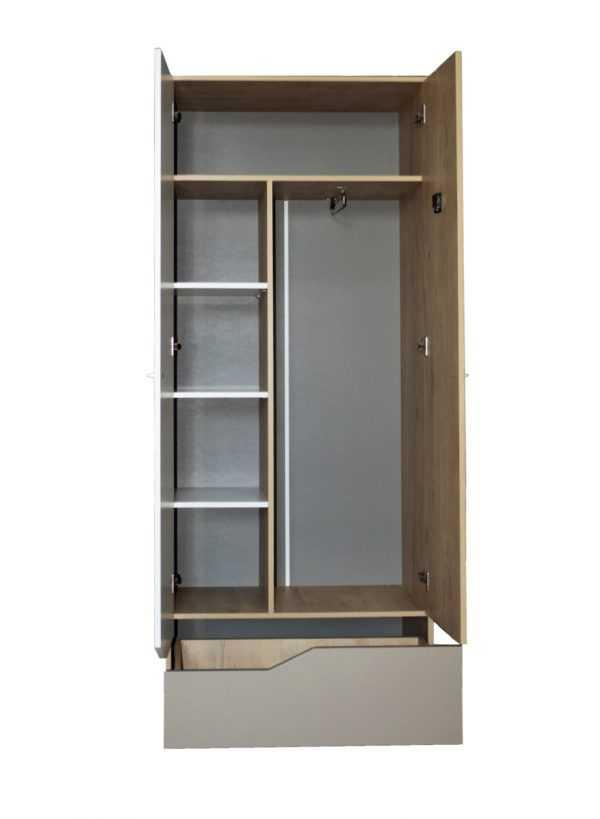 haski shkaf1 600x819 1 - Хаски 02 шкаф для одежды