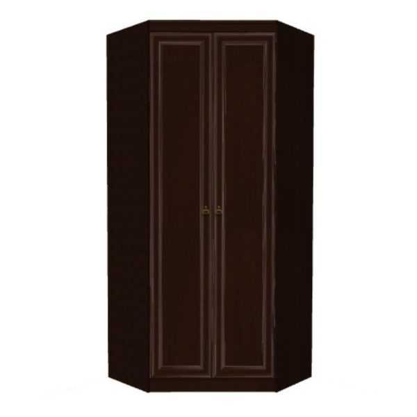 Инна 606 шкаф угловой (денвер темный)