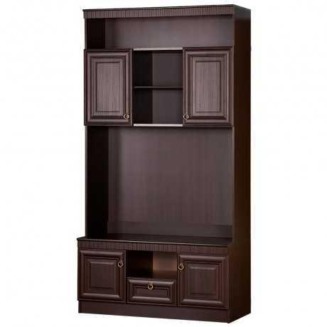 Инна 610 шкаф (денвер темный)