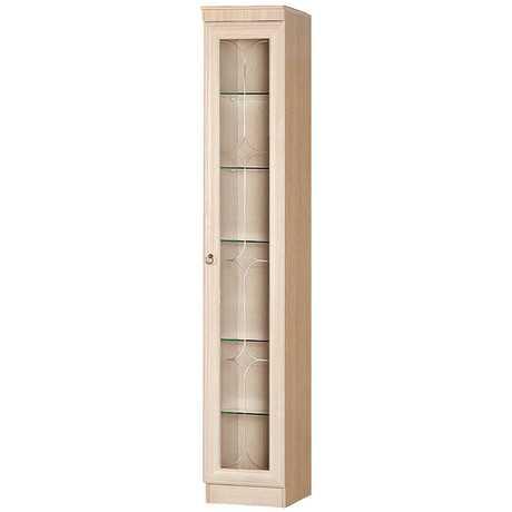 Инна 602 шкаф для посуды (денвер светлый)