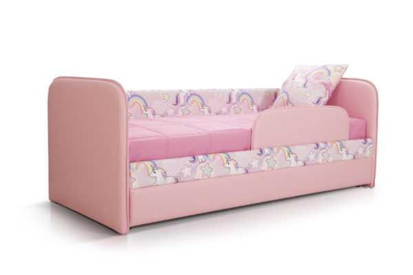 """j22 1 600x399 - Детская кровать """"Иви"""" 70*160 см"""