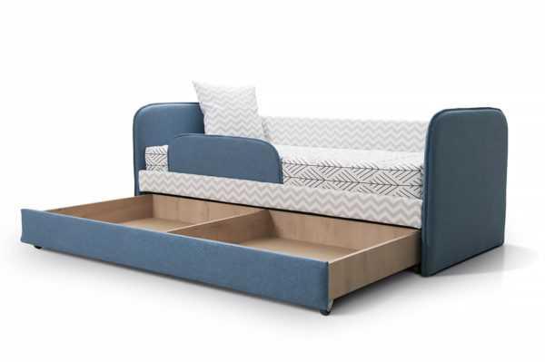 """j22 3 600x399 - Детская кровать """"Иви"""" 70*160 см"""