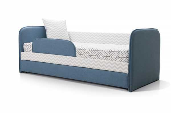 """j22 4 600x399 - Детская кровать """"Иви"""" 70*160 см"""