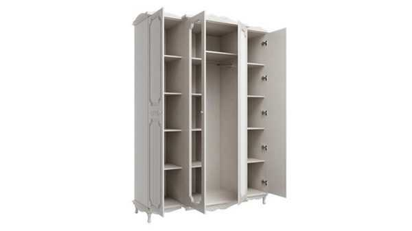 kantri 600x337 - КАНТРИ шкаф  4-х дверный