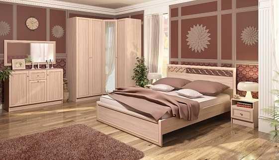 kro 1 - Брайтон 23 кровать 160х200