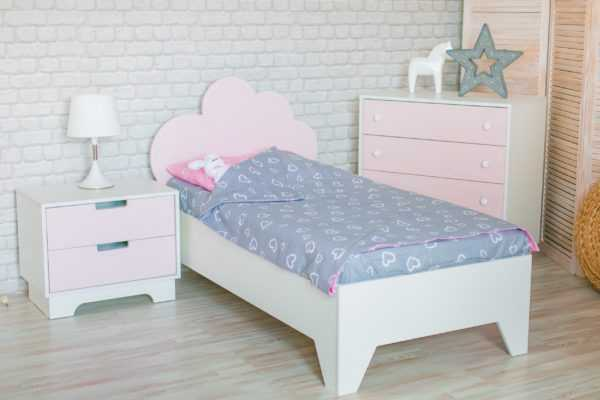 "krovat oblako5 scaled 600x400 - Детская кровать ""Облако"""