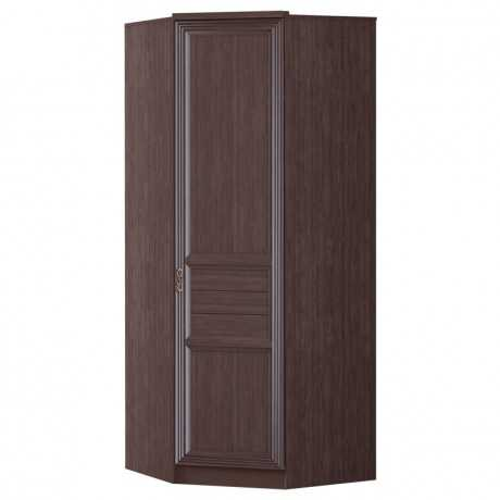 Лира 50 шкаф угловой (нортон темный)