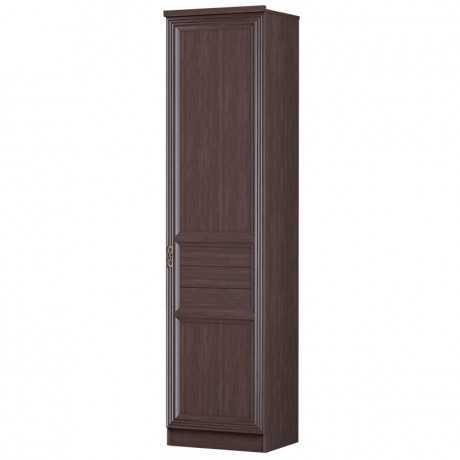 Лира 41 шкаф-пенал (нортон темный)