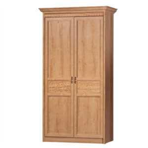Лючия 181 шкаф двухдверный (дуб ридинг)