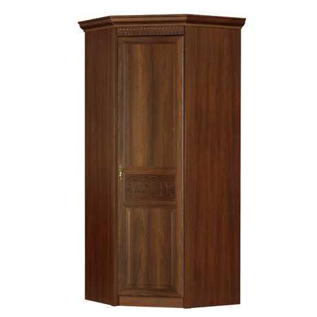 Лючия 183 шкаф угловой (дуб оксфорд)