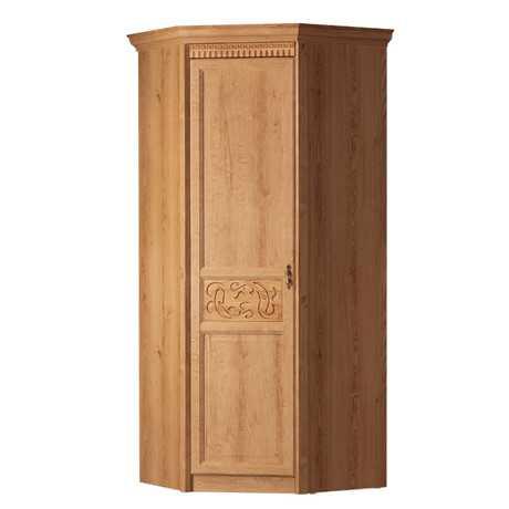 Лючия 183 шкаф угловой (дуб ридинг)