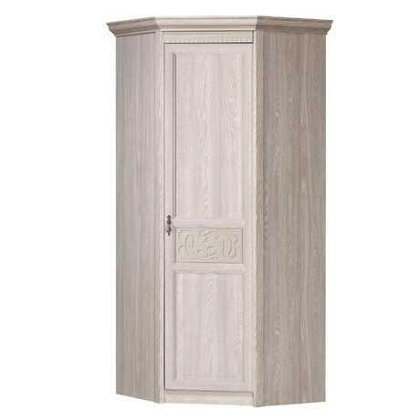 Лючия 183 шкаф угловой (оксфорд серый)