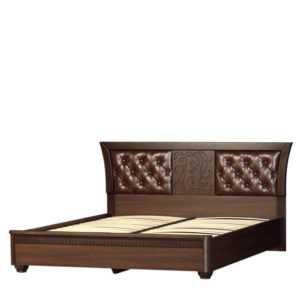 Лючия 198 кровать 160*200 см (дуб оксфорд)