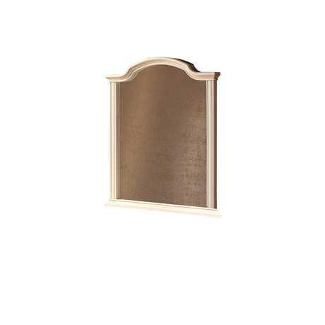 marlen15 - Марлен 486 зеркало (кремовый белый)