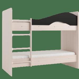 """maya venge 3 300x300 - Двухъярусная детская кровать """"Майя"""" со шкафом"""
